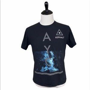 Asphalt AYC Space Short Sleeve Graphic Tee